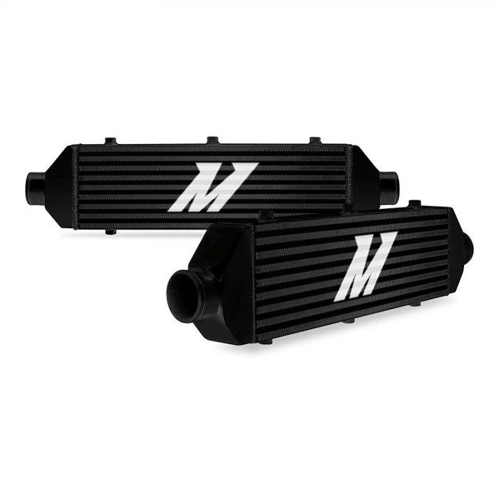Intercooler Mishimoto Z-Line 520x160x63 Black - GRUBYGARAGE - Sklep Tuningowy